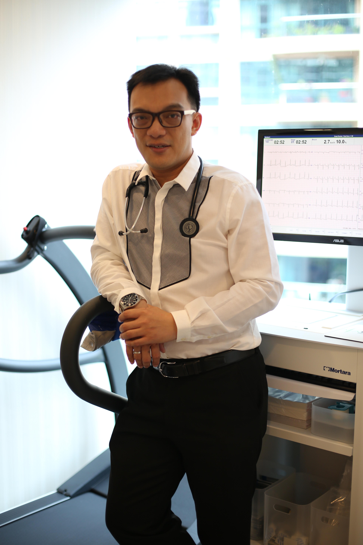 Dr Soon Chao Yang