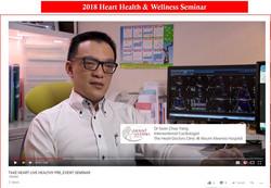 Dr Soon Chao Yang - Heart Seminar