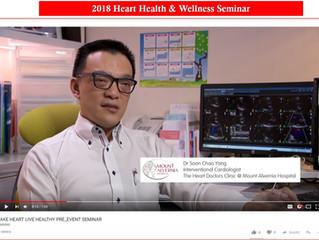 Heart & Wellness Seminar 2018