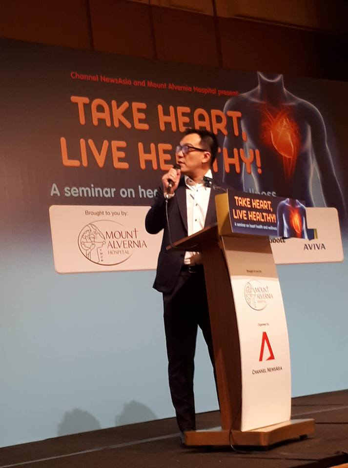 Dr Soon Chao Yang - The Heart Doctor