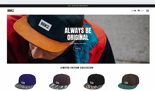 Snip - Fashion & Clothing Website Templa