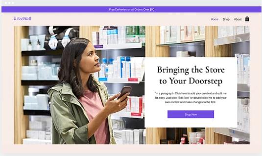 Snip - Health & Wellness Website Templat
