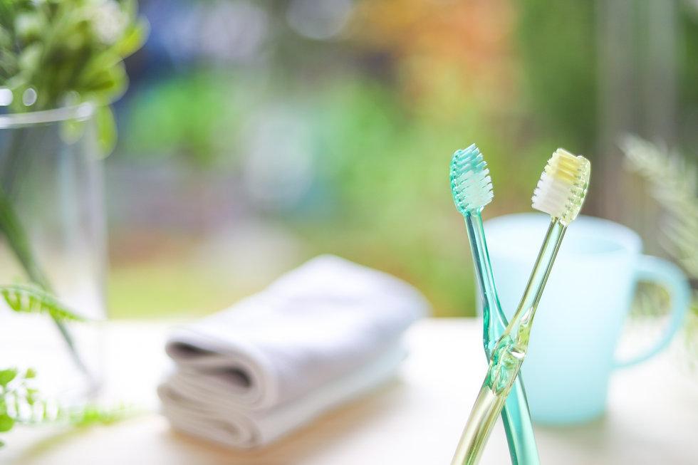 中山たく歯科医院・歯ブラシ