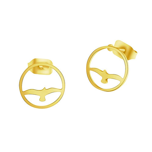 Manoa Fly High Stud Earrings