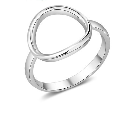 Endless Aloha Sterling Silver Ring