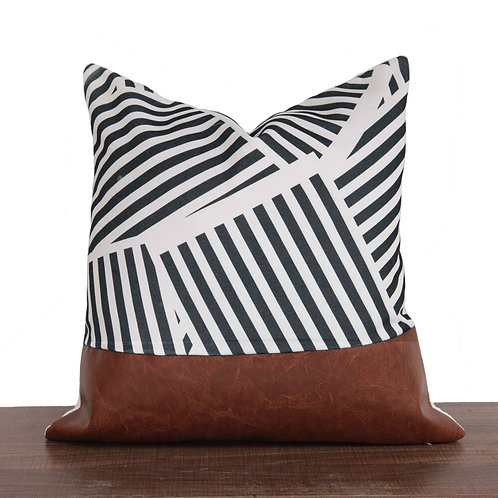 Modern Farmhouse Boho style  Pillow Cover Throw
