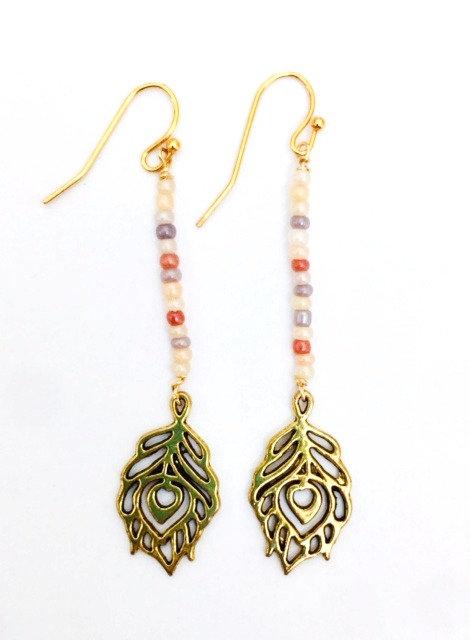 Pekele Boho Earrings