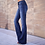 Thumbnail: Jana-Ann Vintage Denim Jean size Med (long and short)
