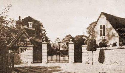 The Lodge, bulit 1900