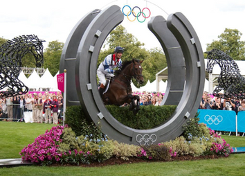 Olympic medalist William Fox-Pitt