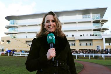 ITV's Alice Plunkett