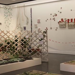 Gallery Garden: Stevie Davies & Bethany Walker
