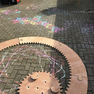 Giant Spirograph
