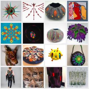 Kaleidascope: online exhibtion