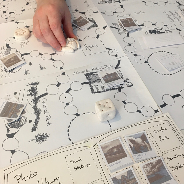 Print, Craft and Play