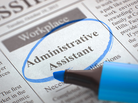 Undeniable Skills of an Administrative Assistant