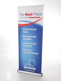 Portable Banner Stands are Customizable Marketing Units