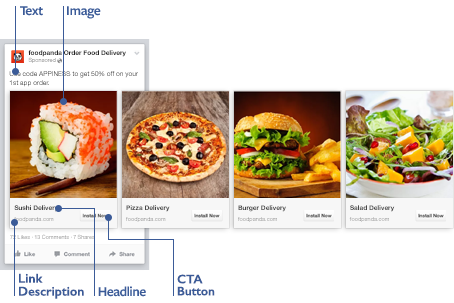 Tip #7/10: 10 Creative Tips For Better Results on Your Facebook Ads
