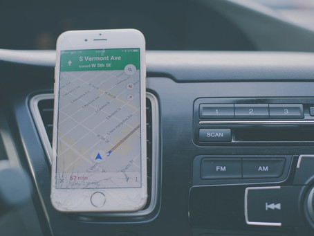 Using Your Smartphone to Navigate Planned Delivery and Service Routes