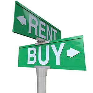 To Buy or To Rent?That is the Question!