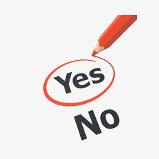 Make It Easier to Say Yes Than No