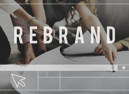 3 Tips for Going Through the Rebranding Process