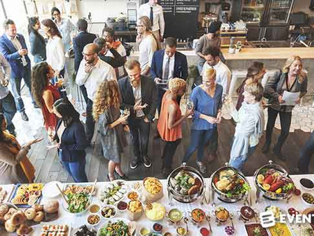 The Secret Recipe to Great Event Networking