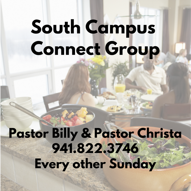 South Campus Connect Group