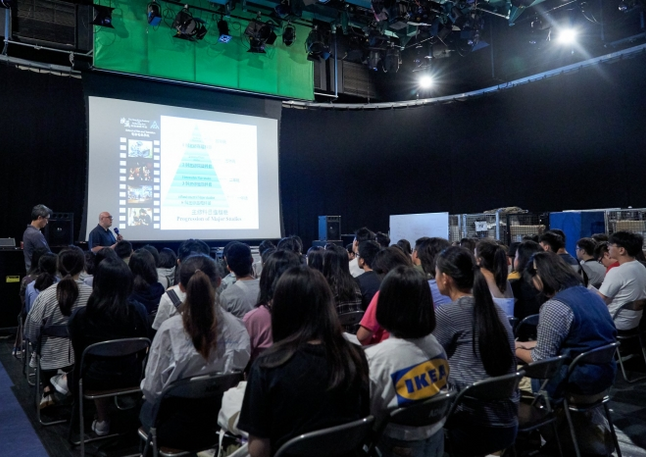 Sharing of HKAPA Faculty  學院教授分享講座