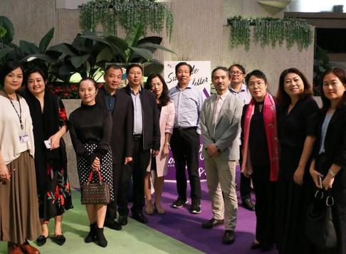 Mainland Private Institutes Visit to HKAPA 內地民辦學校香港考察團訪問香港演藝學院