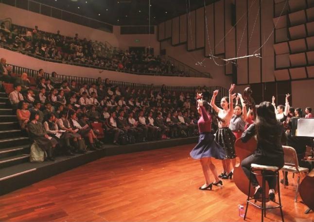 Opera Scenes Performance  歌劇放送演出