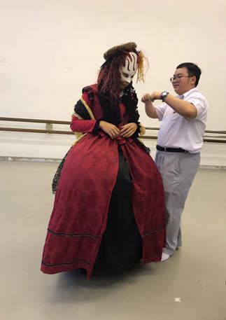 Costume making Workshop  舞台服裝設計工作坊