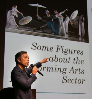 Sharing of Performing Art Industry Leader  表演藝術發展專題講座