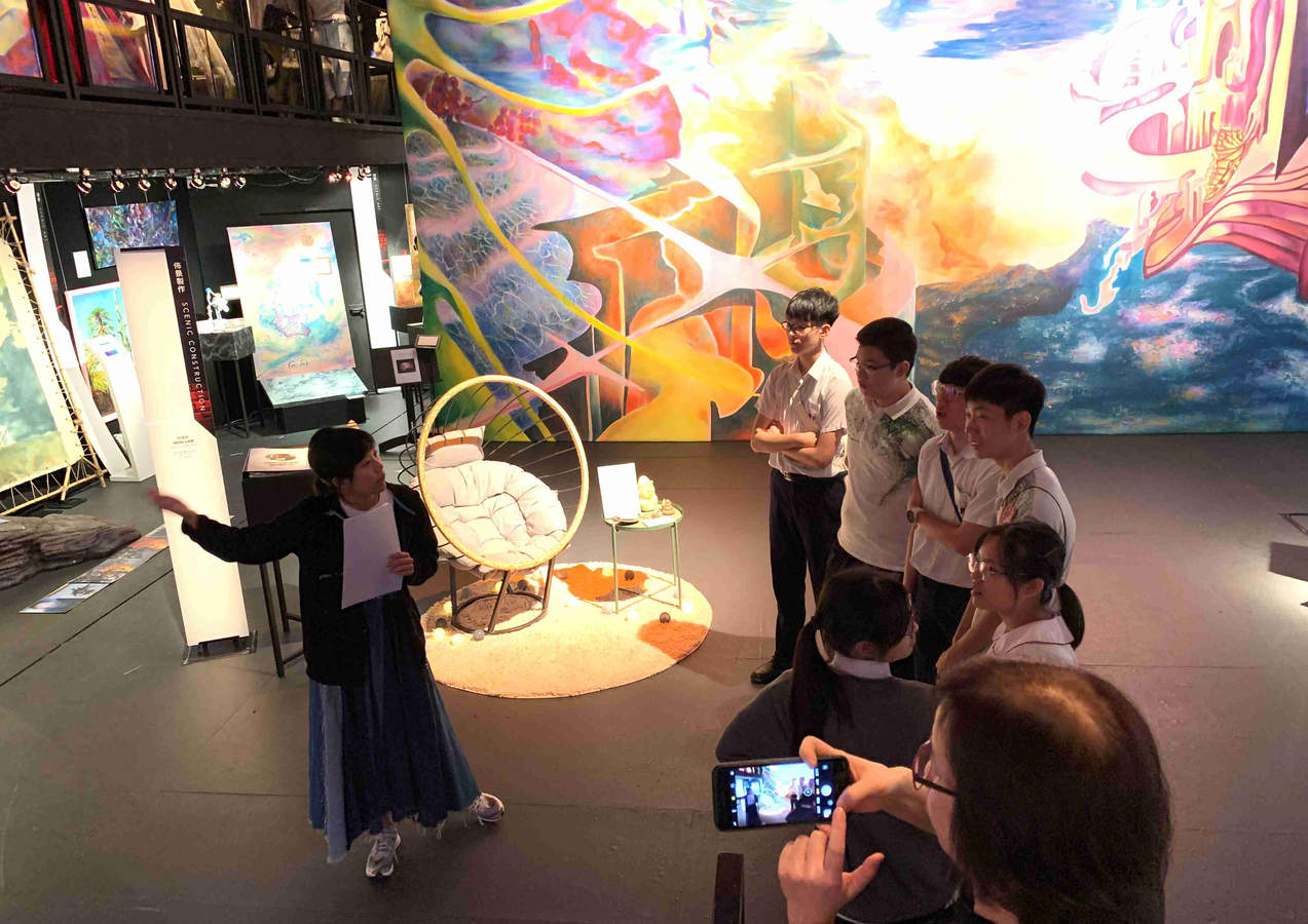 Theatre Design Exhibition Guided Tour  舞台設計作品展導賞