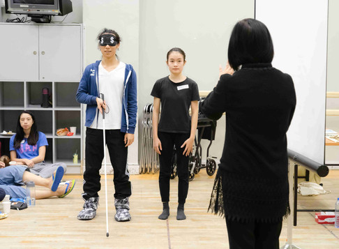 Arts Accessibility Workshops: All that about Inclusive Art  藝術通達工作坊:共融的啟示