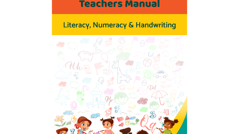 Literacy, Numeracy and Handwriting Guide for Teachers