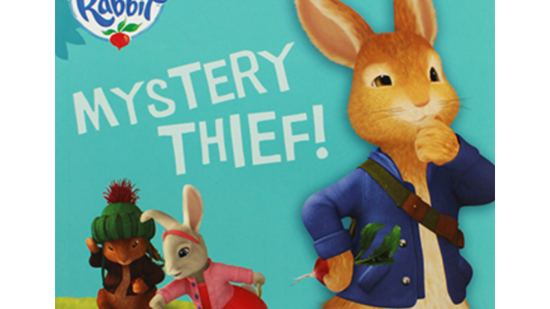 Peter Rabbit Mystery Thief
