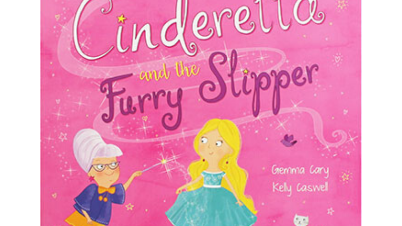 Cinderella and the Fury Slipper