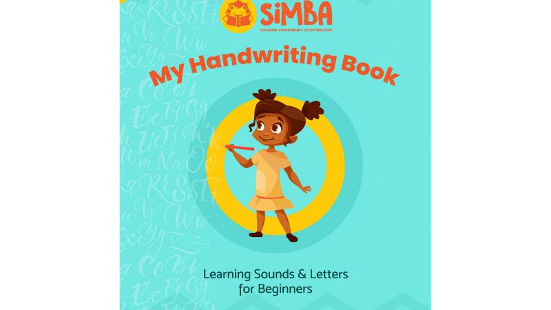 Handwriting Textbook for Preschool