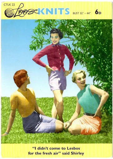 """""""I didn't come to Lesbos for the fresh air"""", said Shirley"""