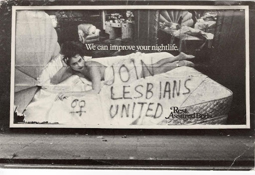We can improve your nightlife - Join Lesbians United