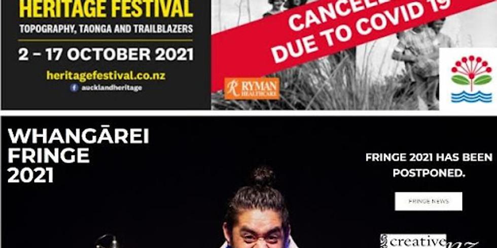 Whangarei Fringe Festival Pop-Up Museum