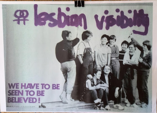 Lesbian visibility - We have to be seen to be believed@!