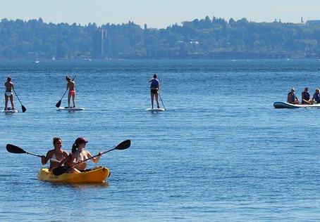 Get out on Lake Washington!