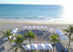Hollywood Beach tocrownthetop AmericanFootvolleySquad