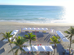 Hollywood Beach to crown the top American Footvolley Squad