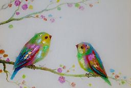 image_painting_birds_tender_colorful_cut