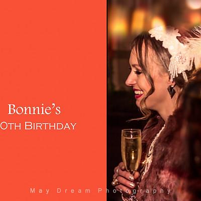 Bonnie's 30th Birthday