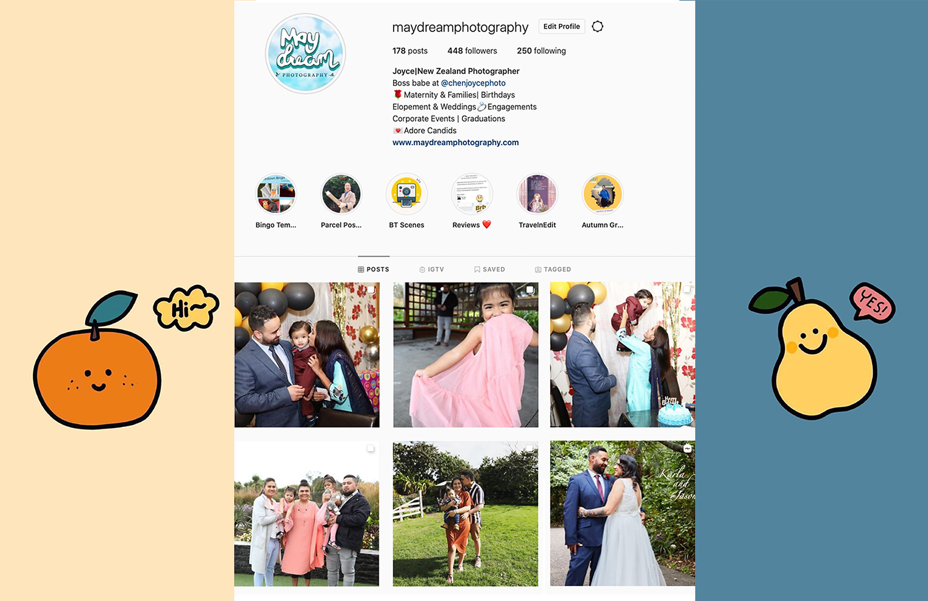 HD res of instagram follow me on website