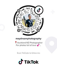 Tiktok Chenjoycephoto Auckland NZ Photographer Photos full of love A Dream Come True